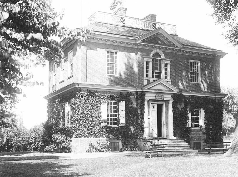 woodford mansion 1900 2