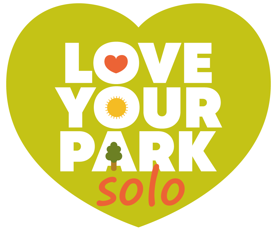love your park solo logo