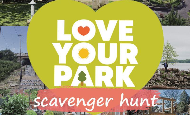lyp scavenger hunt graphic