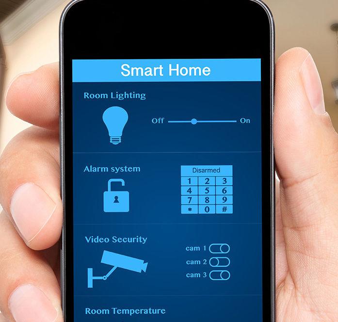 Home Automation in Pennsauken, NJ & Philadelphia, PA at Independent Alarm
