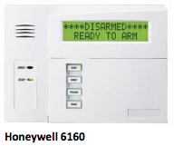 Honeywell 6160 Security System from Independent Alarm in Pennsauken, NJ
