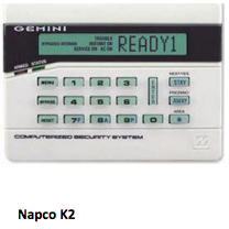 Napco K2 Security System from Independent Alarm in Pennsauken NJ