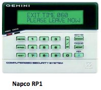 Napco RP1 Security System from Independent Alarm in Pennsauken NJ