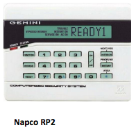 Napco RP2 Security System from Independent Alarm in Pennsauken NJ